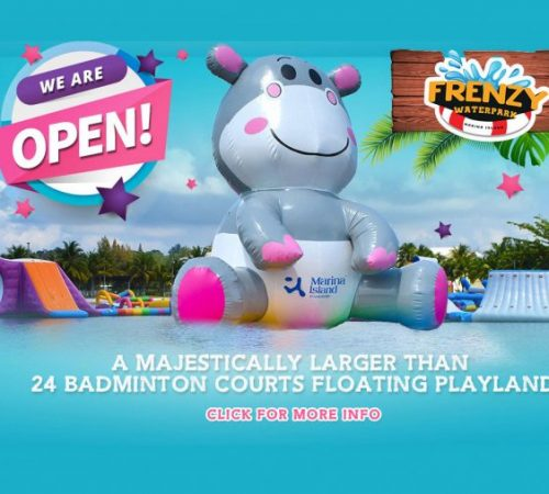 Frenzy Hippo Waterpark