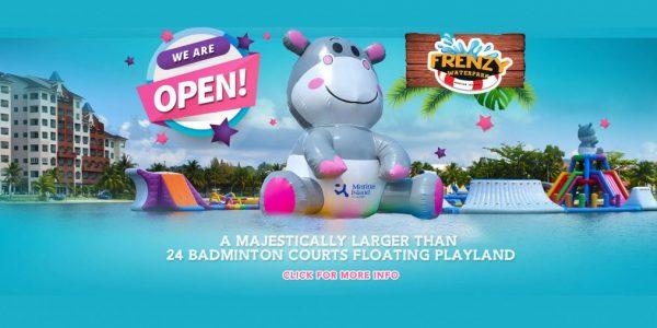 Frenzy Hippo Waterpark